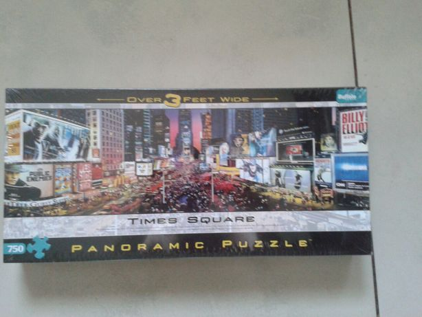 Puzzle Nowy Jork
