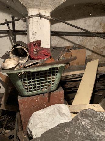 UTYLIZACJIA WYWÓZ LIKWIDACJA mieszkań piwnic garaży strychu działek