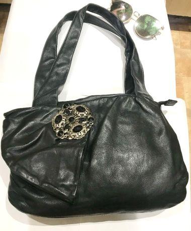 Женская кожаная сумочка Renato angi venezia Италия