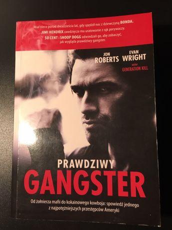 Książka Prawdziwy Gangster