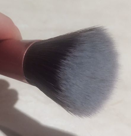 Pędzel do podkładu Flat Top Make-up Nowy Jak Real Techniques