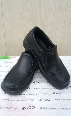 Кожаные туфли Ессо (оригинал) размер 27