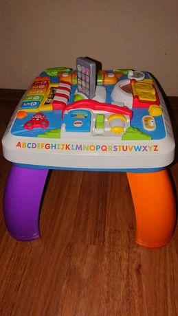 Развивающая игрушка столик интерактив стол Fisher Price Смейся и учись