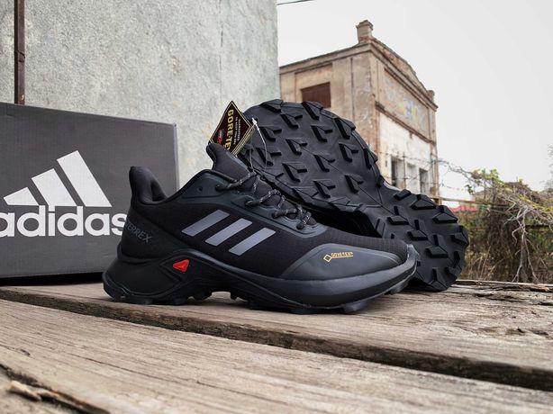 Мужские утепленные термо кроссовки Adidas Terrex Gore-Tex (3 цвета)