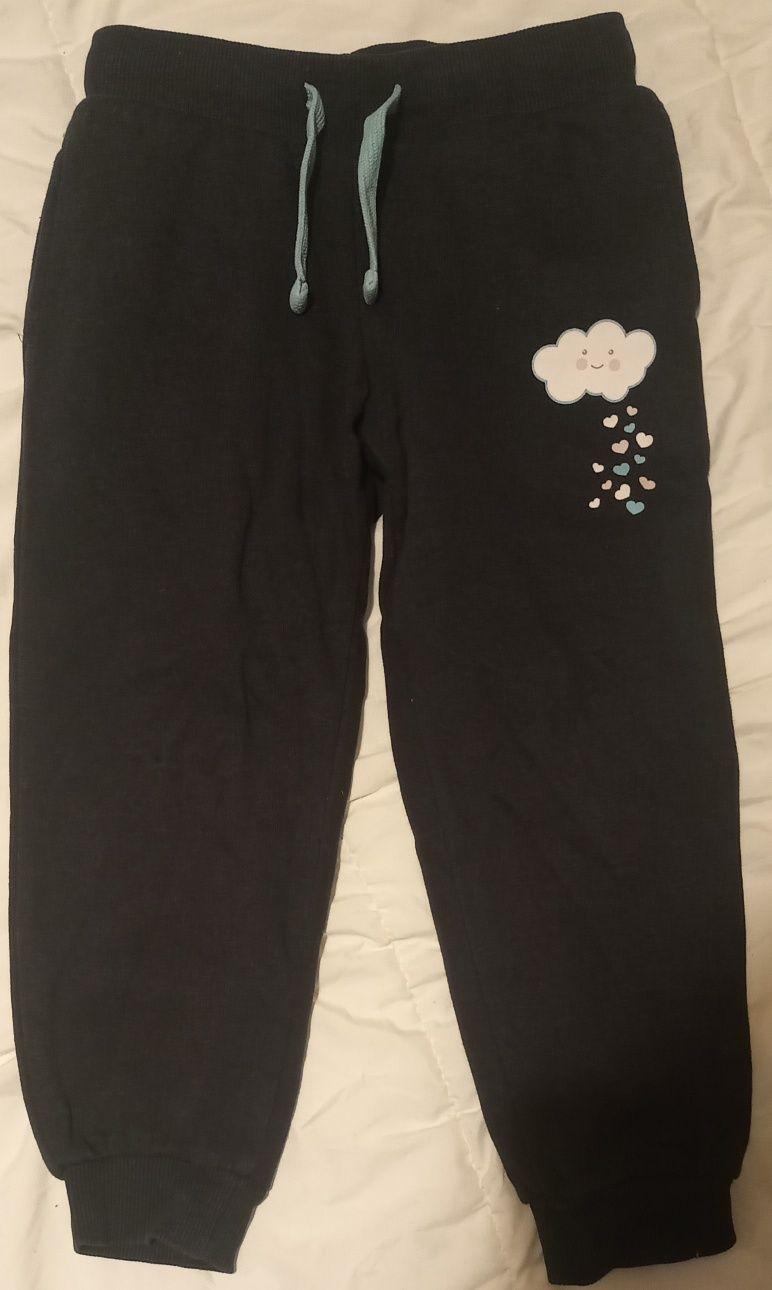 Spodnie dziecięce lupilu r104