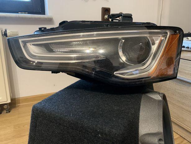 Audi A5 S5 lampa lewa USA BiXenon nie skrętna