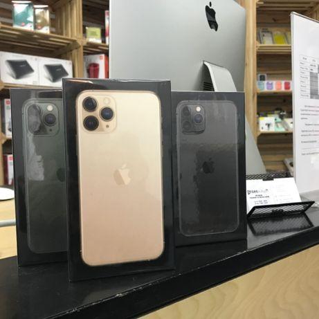 Apple iPhone 11 Pro 64/256/512 ГАРАНТИЯ ГОД! Рассрочка! НОВЫЕ Все ЕСТЬ