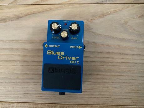 Efekt gitarowy BOSS Blus Driver BD-2