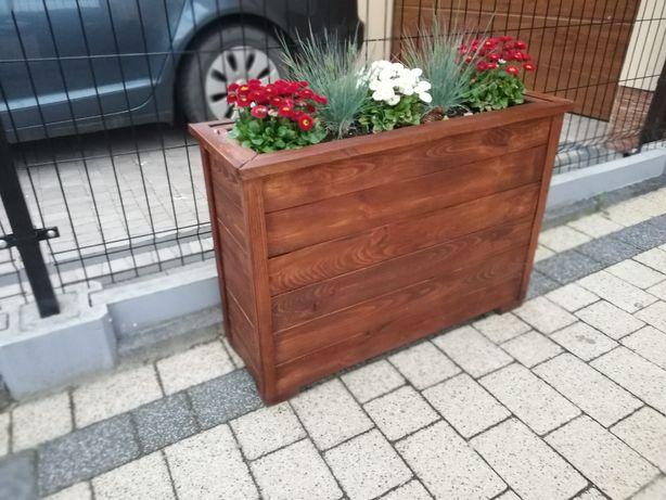 Donica ogrodowa 80x27x60cm
