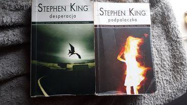 Stephen King - Desperacja i Podpalaczka