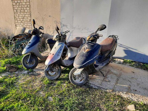 Продам  два скутера