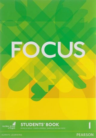 Focus 1 книга для учня, книга для вчителя ( перевірки) PDF