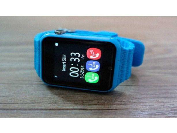 """Детские смарт часы V7K Дисплей: 1,54"""" TFT IPS с GPS трекером"""
