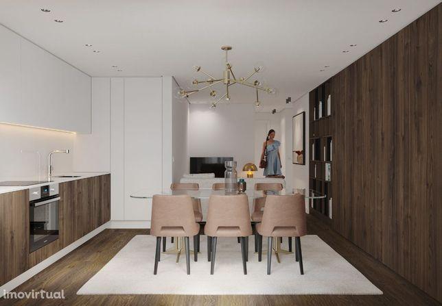 Apartamento T2 remodelado centro Histórico com vistas fantásticas