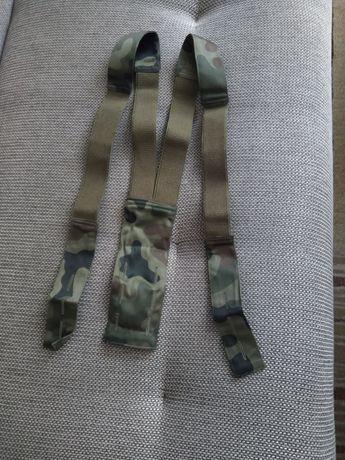 Wojskowe szelki do spodni