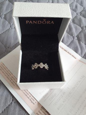 Anel Pandora com certificado