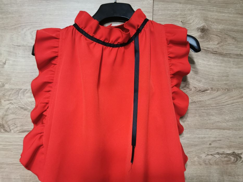 Sukienka czerwona Bulowice - image 1