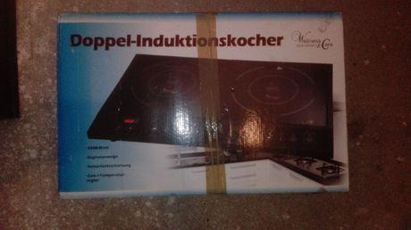 Kuchenka indukcyjna Doppel-Induktionskochplatte