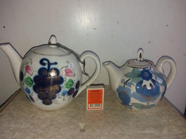 чайники заварные ссср