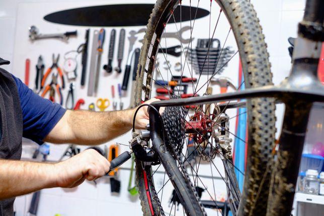 Reparação Bicicletas