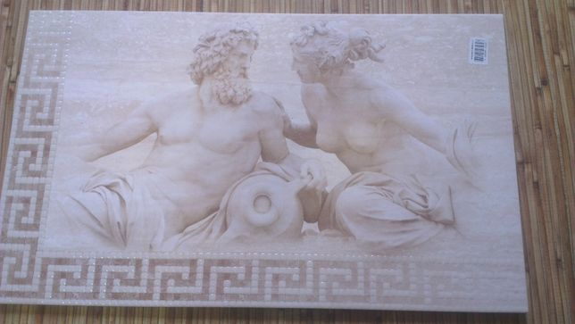 Керамическая плитка декор