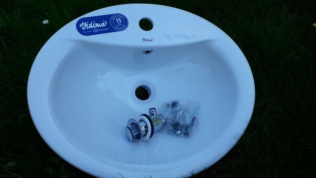 Nowa umywalka ideal standard