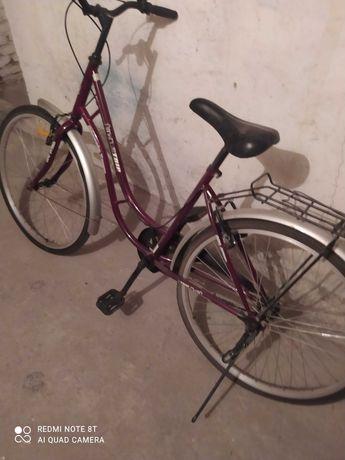 Damski rower stan IDEALNY