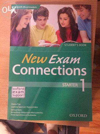 New exam connections starter 1 komplet NOWE