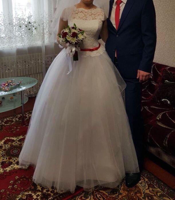 Свадебное платье! Софиевская Борщаговка - изображение 1