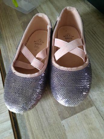 Туфли на девочку манго 23 р 14 см