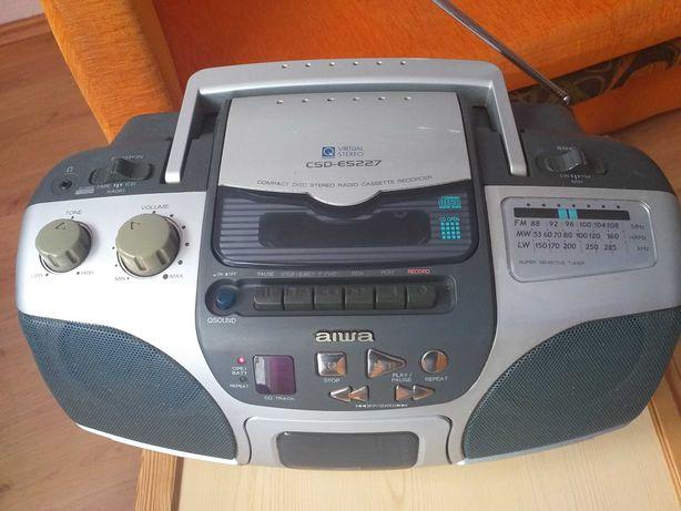 Boombox cd Aiwa-tanio
