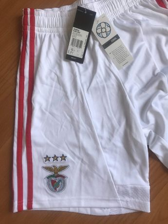 Calção Futebol Sport Lisboa e Benfica (SLB)