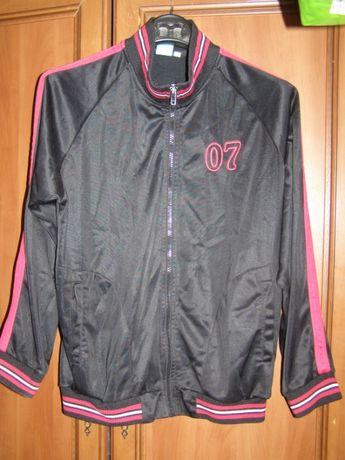 Спортивная кофта куртка
