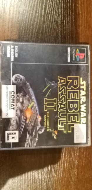 Gra PS Star Wars Assault 2