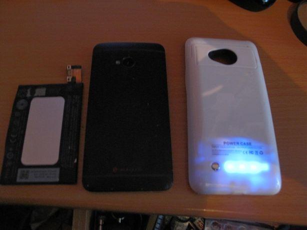 Телефон нтс м-7 полный комплект плюс чехол с батареей 3200ма новый