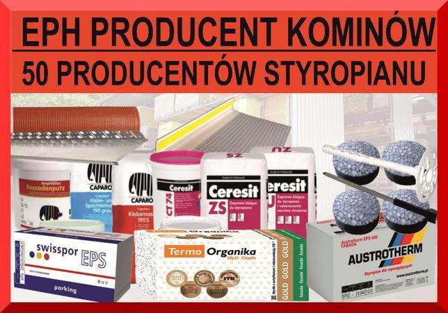Styropian system TRANSP CALA POLSKA Austrotherm Genderka Knauf Caparol