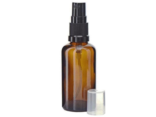 Butelka 50 ml z atomizerem szklana do olejków itp dozownik spray