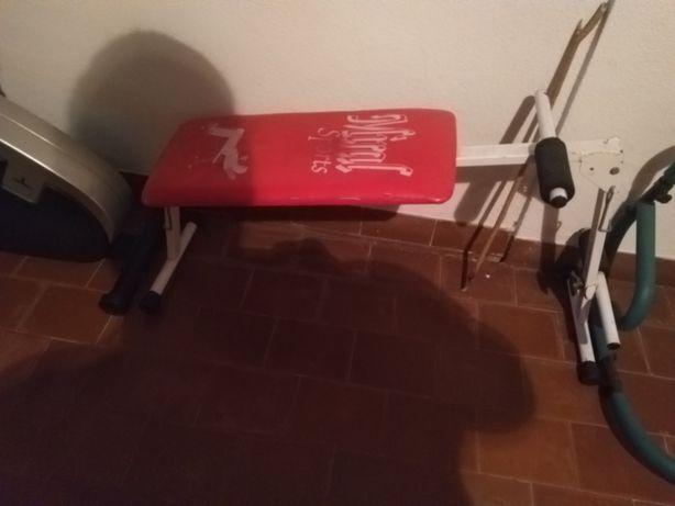 Máquina de abdominais