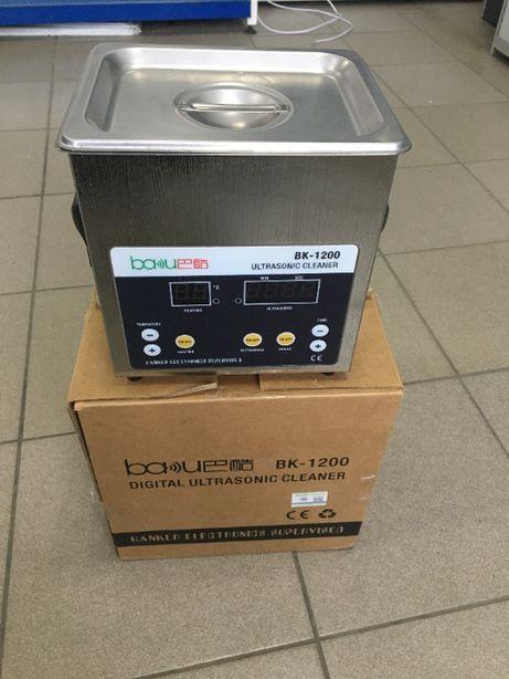 Ультразвуковая ванна (мойка) BAKU BK-1200 с функцией дегазации жидкост