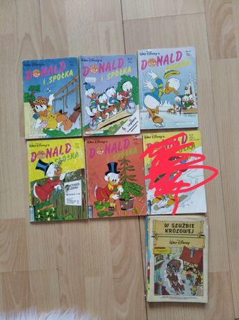 Komiksy Donald i Społka