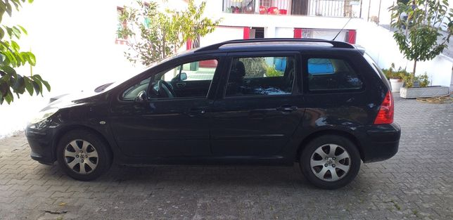 Vendo ou troco Peugeot 307 1.6 HDI