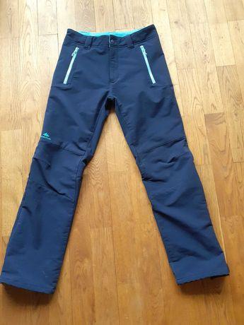 Chłopięce spodnie  ocieplane 143-152