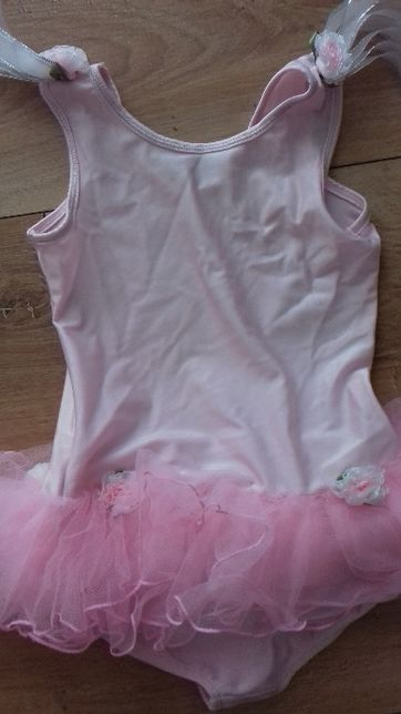Strój/przebranie baletnicy dla dziewczynki.
