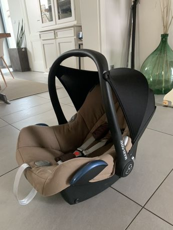 Fotelik samochodowy niemowlecy Maxi Cosi Pebble nomadbrown 0-13 kg