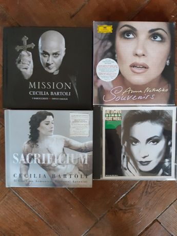 vendo cd musica classica