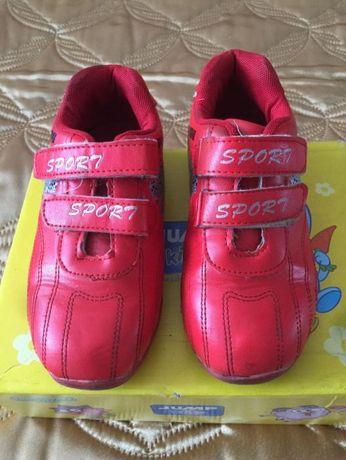 Продам детскую обувь кроссовки размер 30, длина по стельке 19см