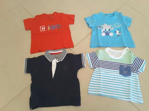 T-shirt Chicco, Mayoral 3 meses