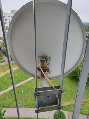 Antena satelitarna kabel konwenter uchwyt montażowy