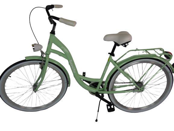 Nowy rower damski 28 cali. Rower miejski 3 biegi