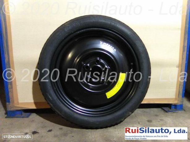 Roda Suplente Jante + Pneu R16 Subaru Impreza (gd) 2.5 I Wrx A